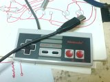 Nintendo NES USB controller, from 2002!
