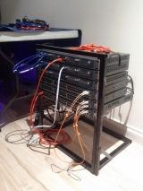 DIY: My brothers networkrack