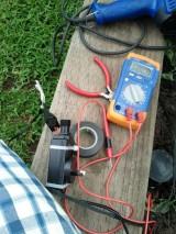 DIY: Running electricity for fairy lightsunderground