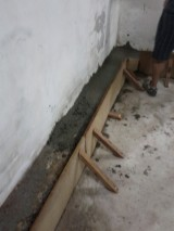 DIY: Form-working and concreting my brothersgarage