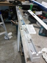 DIY: Installing more double-baton fluorescent lights
