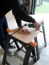 DIY: Fix a folding chair