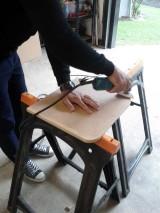 DIY: Fix a foldingchair