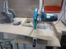 Making the top shelves which sit on the main shelf