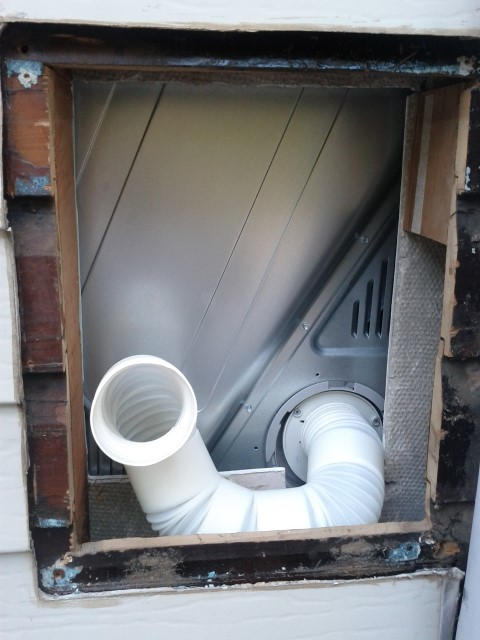 "These sorts of ducts always remind me of ""Danger! Will Robinson. Danger!"""