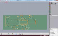 Circuit Board design using Fritzing