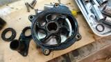 DIY: Evinrude 115hp impeller replacement (1978 engine,115893c)